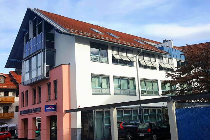 Immobilien Boothe Büro in Wolfratshausen