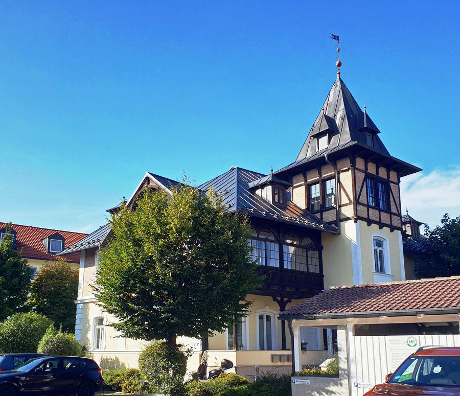 Maklergeschäft Wolfratshausen