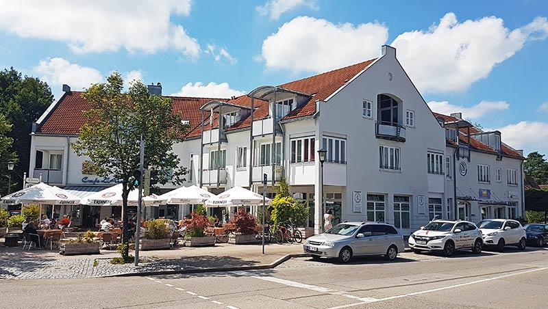 Wohn-/Geschäftshaus in Geretsried